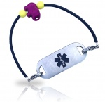 Genie Medical ID Alert Bracelet